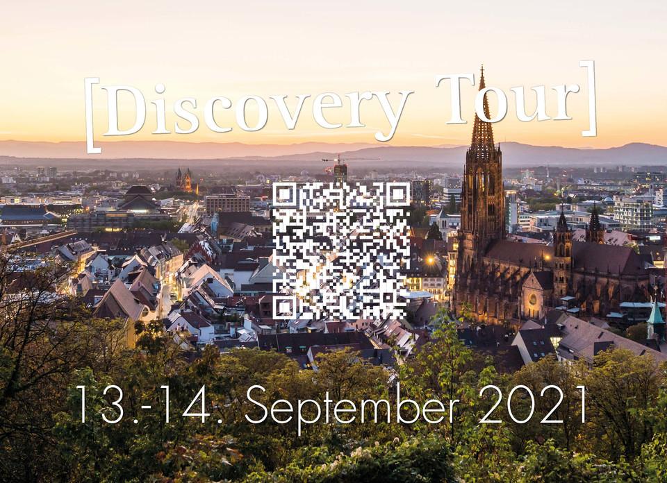 Discovery Tour vom 13. bis 14. September