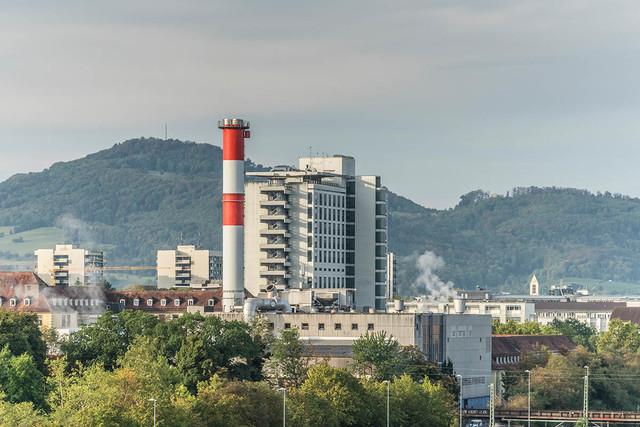 Gebäude der Uniklinik Freiburg und Schwarzwald| Freiburg Industrie Copyright FWTM-Spiegelhalter